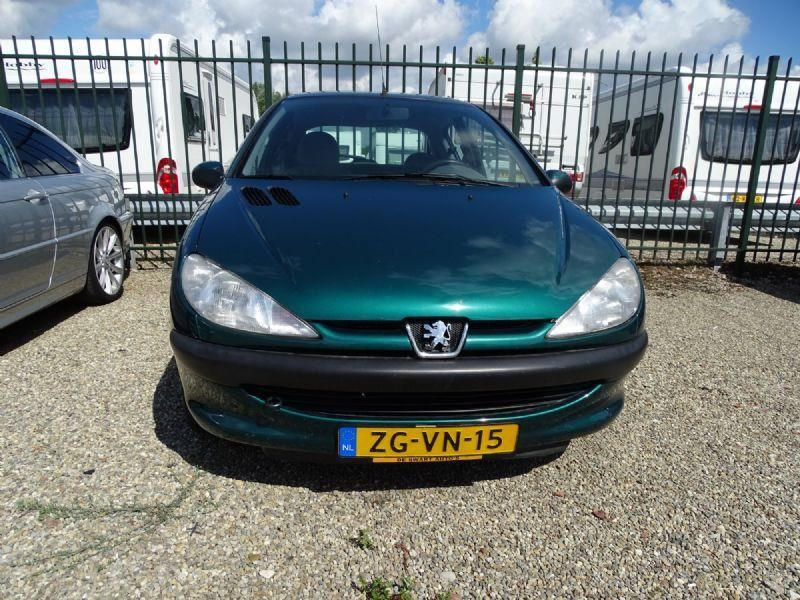 Peugeot 206 occasion - Beuse Auto's