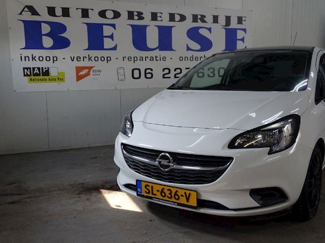 Opel Corsa occasion - Beuse Auto's