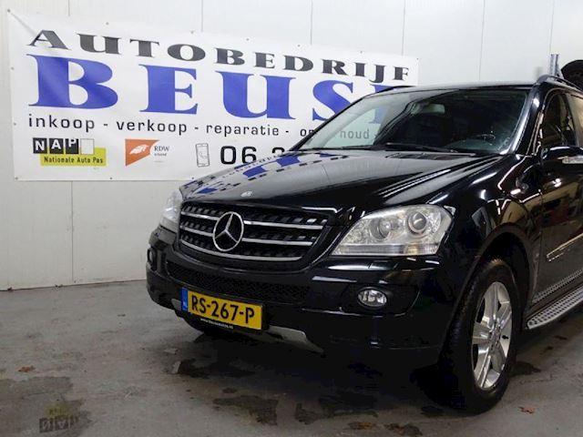 Mercedes-Benz M-klasse occasion - Beuse Auto's
