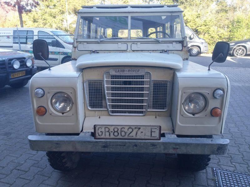 Land-Rover Serie 3 occasion - Bronkhorst Banden & Autoservice