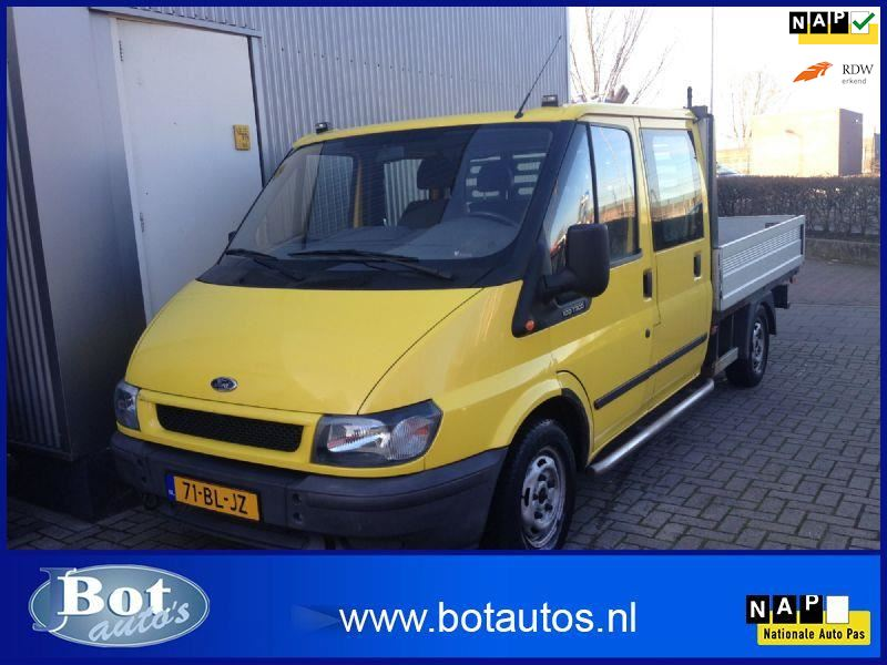 Ford Transit occasion - Bot Auto's