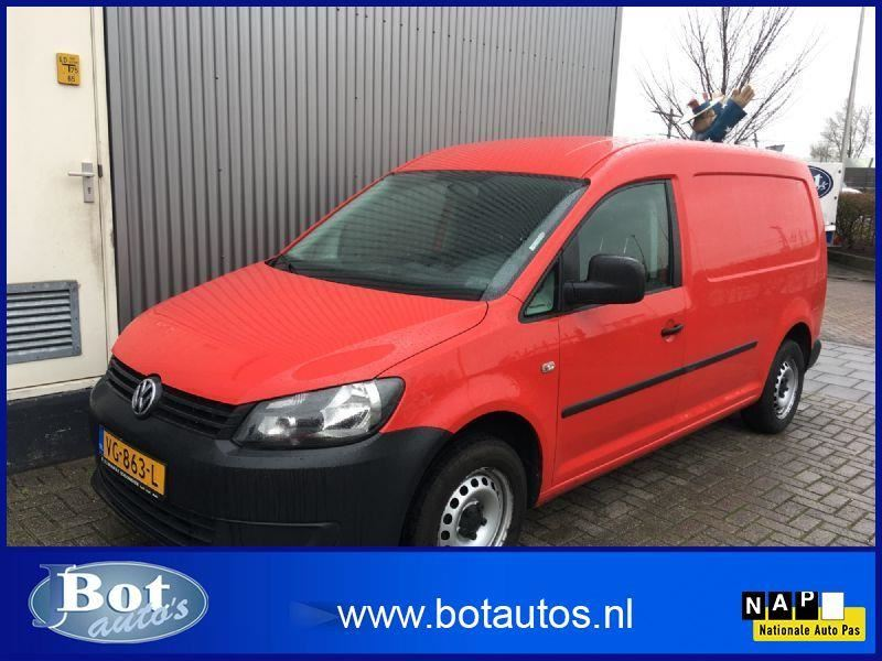 Volkswagen Caddy maxi occasion - Bot Auto's
