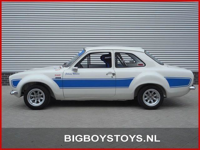 Ford Escort occasion - Big Boys Toys