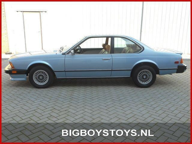 BMW 633CSi aut. occasion - Big Boys Toys