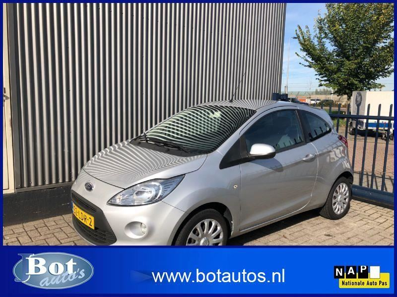 Ford Ka occasion - Bot Auto's