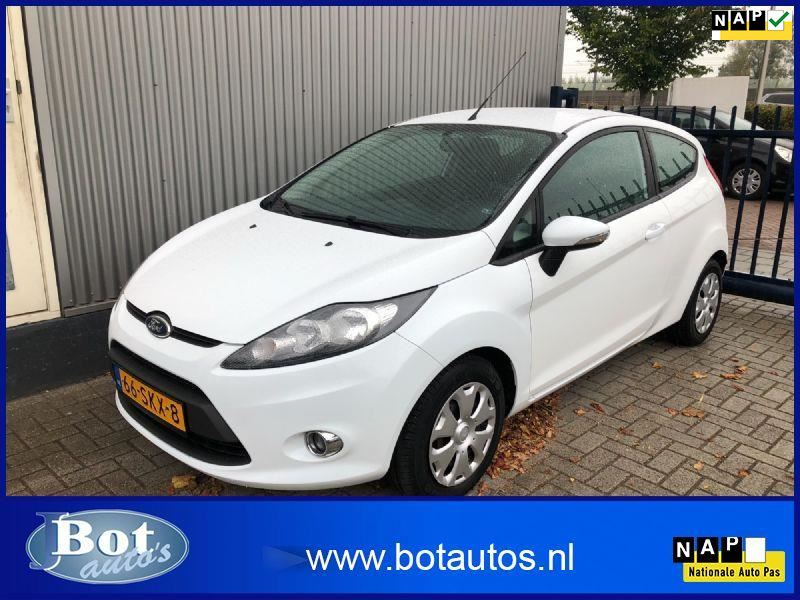 Ford Fiesta occasion - Bot Auto's
