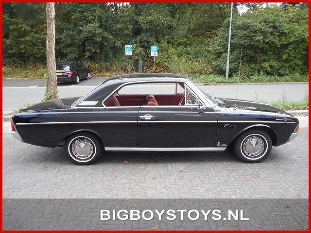Ford Taunus occasion - Big Boys Toys