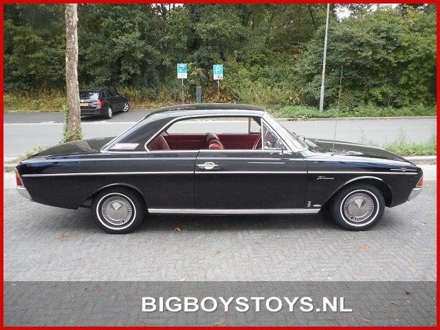 Ford Taunus 20M TS Hardtop Coupe P5