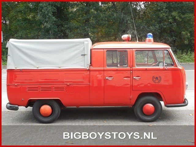 Volkswagen DOKA T2A occasion - Big Boys Toys