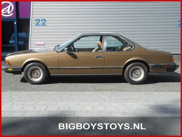 BMW 633 CSi 4-bak occasion - Big Boys Toys