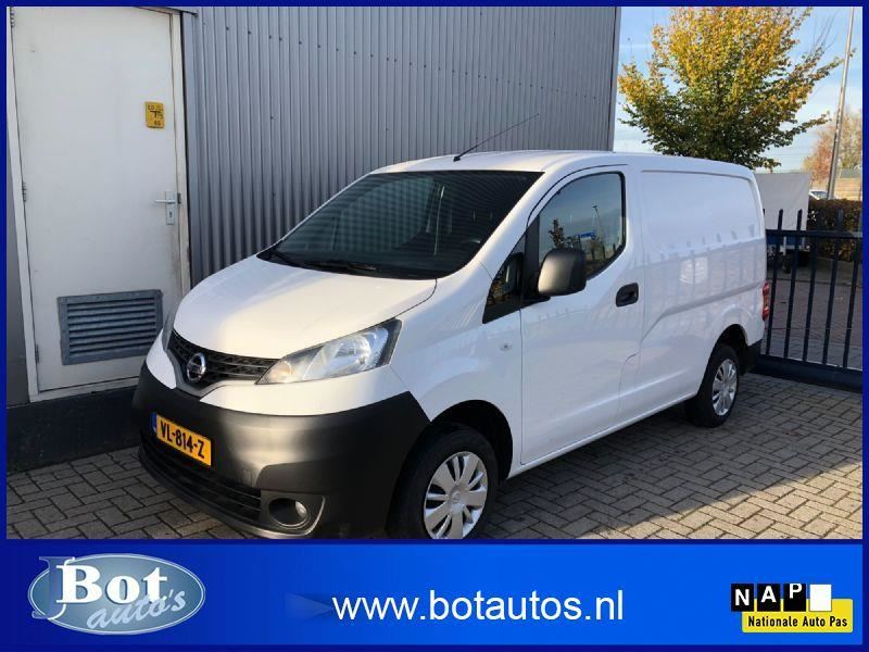Nissan NISSAN NV200 occasion - Bot Auto's