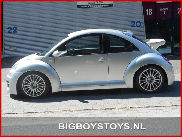 Volkswagen New Beetle occasion - Big Boys Toys