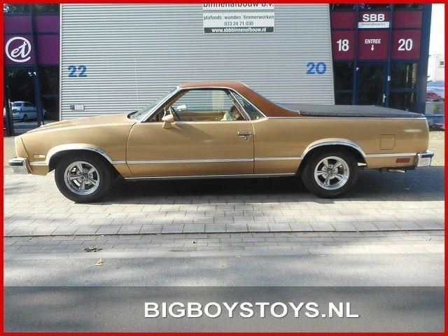 Chevrolet El Camino V8 occasion - Big Boys Toys