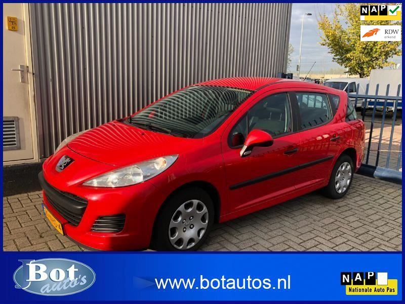 Peugeot 207 occasion - Bot Auto's