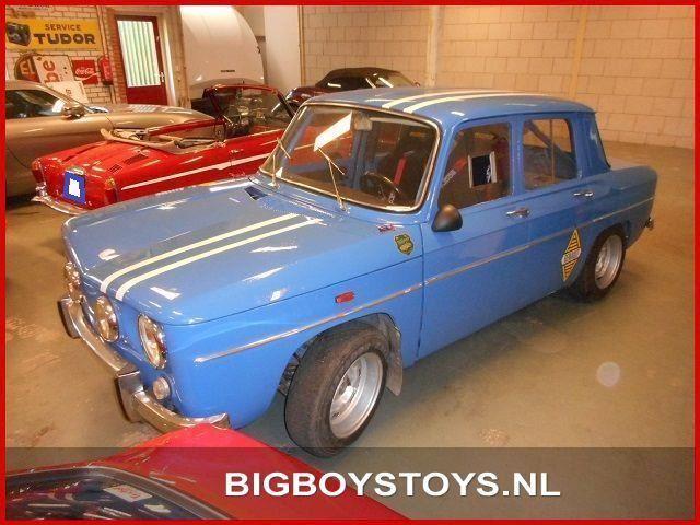 Renault 8 GORDINI 1100 4-bak