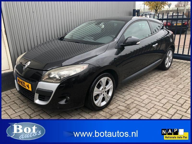 Renault Megane occasion - Bot Auto's