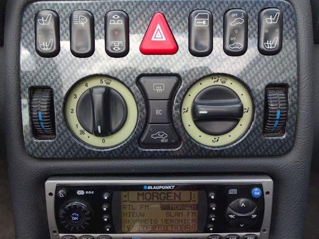 Mercedes-Benz CLK-cabrio CLK-klasse Cabrio 200 Sport NAP,AIRCO,YOUNG-TIMER,XENON.