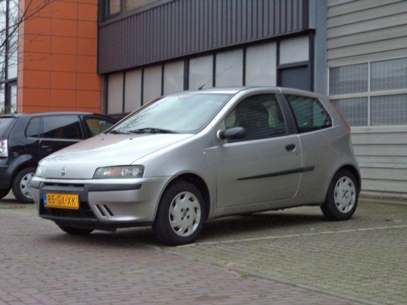 Fiat Punto occasion - Koray Auto's