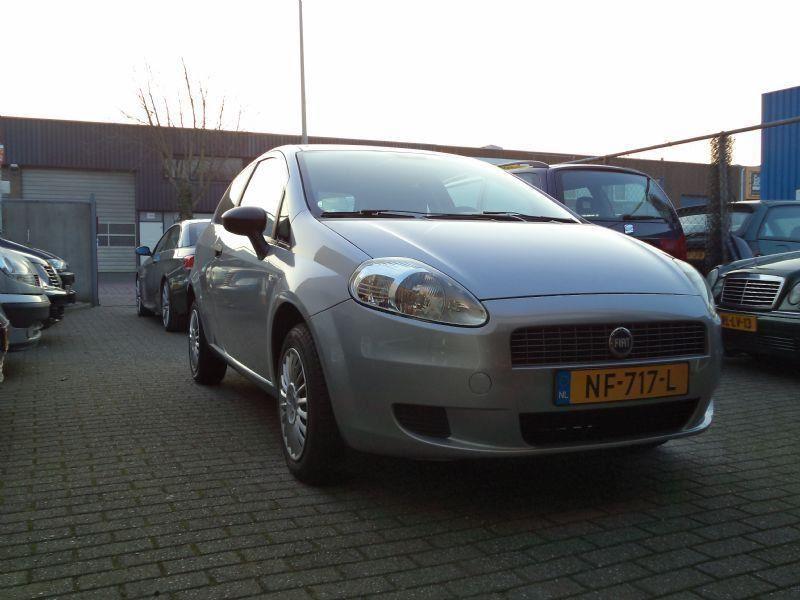 Fiat Grande Punto occasion - Koray Auto's