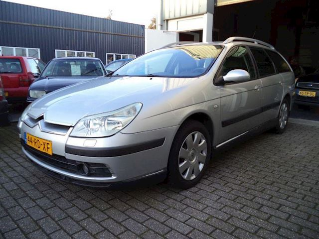 Citroen C5 Break 1.6 HDIF Ligne Prestige