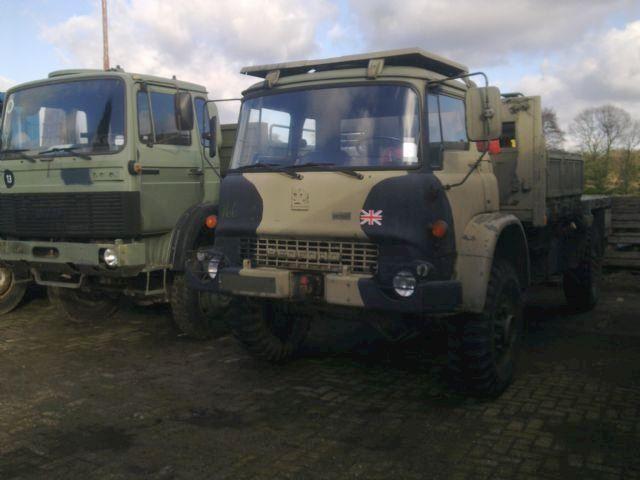 Bedford 4x4 4x4