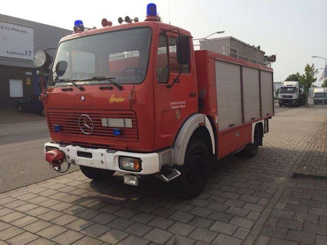Mercedes-Benz 1719 4x4 gereedschapswagen 1719 4x4 gereedschapswagen