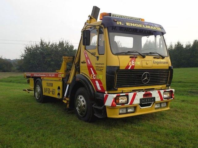 Mercedes-Benz 1017 4x4 ex leger auto ambulance 1017 4x4 ex leger auto ambulance