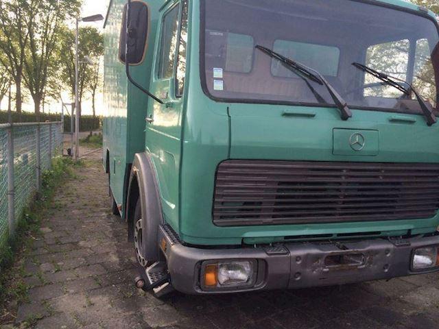 Mercedes-Benz 1619 Bakwagen