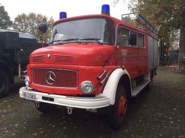 Mercedes-Benz 1113 4x4 4x4