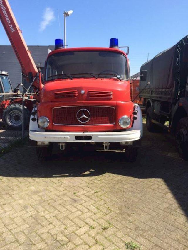 Mercedes-Benz 1113 occasion - Autobedrijf Joost Witteveen