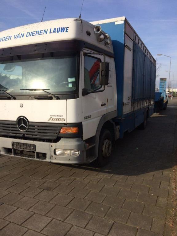 Mercedes-Benz 1017 Atego occasion - Autobedrijf Joost Witteveen