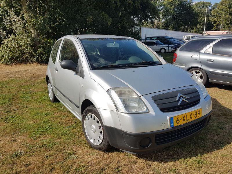 Citroen C2 occasion - Ton van Soest Auto's
