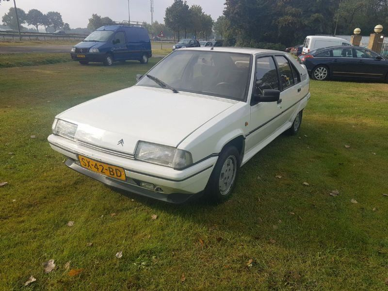 Citroen BX occasion - Ton van Soest Auto's