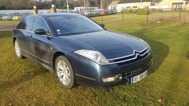 Citroen C6 3.0 hdif exclusive aut