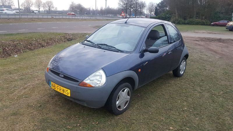 Ford Ka occasion - Ton van Soest Auto's