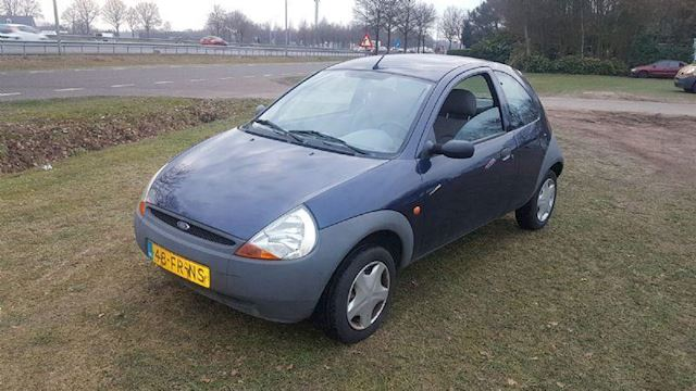 Ford Ka 1.3 d`Eco      124000km