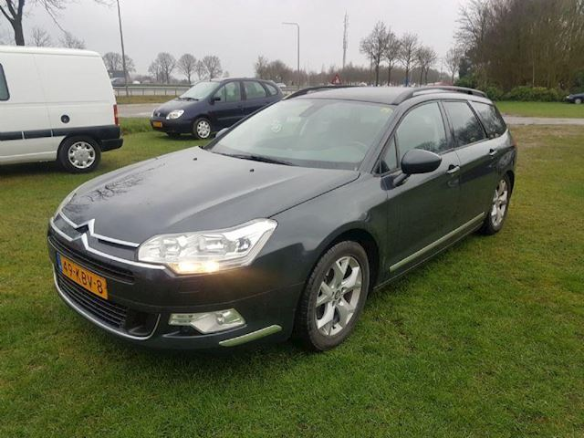 Citroen C5 tourer 2.2 HDiF Exclusive