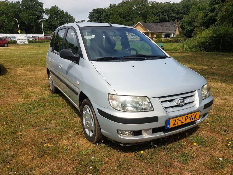 Hyundai Matrix occasion - Ton van Soest Auto's