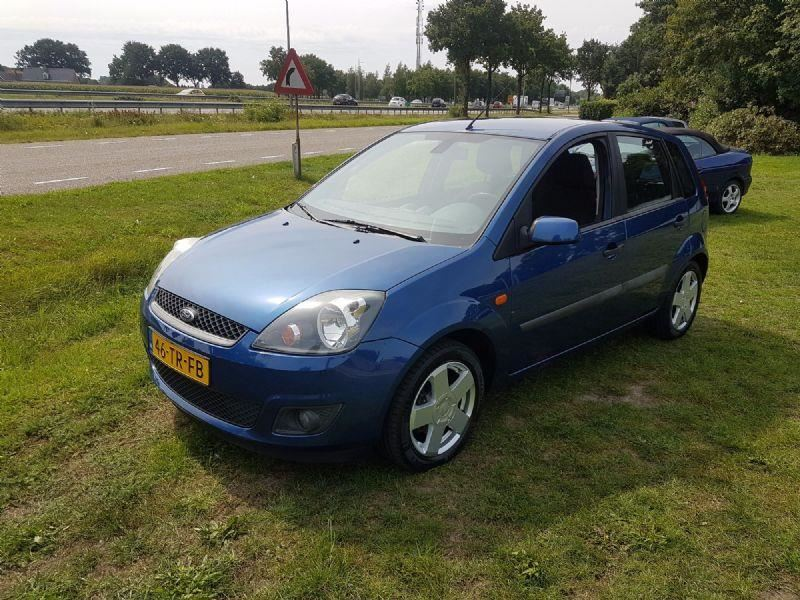 Ford Fiesta occasion - Ton van Soest Auto's