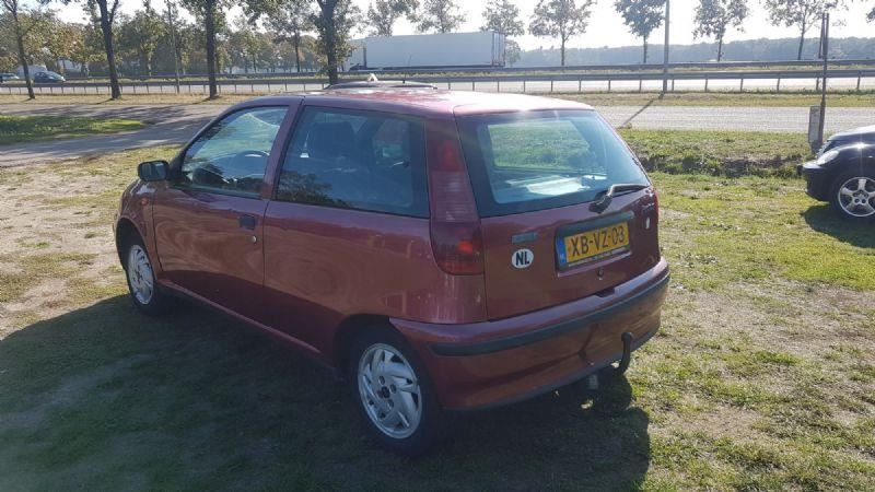 Fiat Punto occasion - Ton van Soest Auto's
