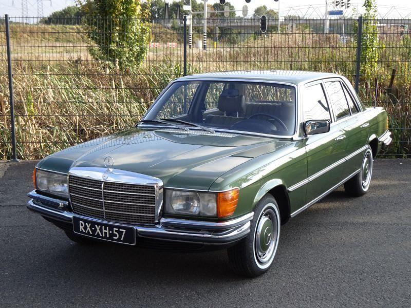 Mercedes-Benz S-klasse occasion - Van Krieken Auto's