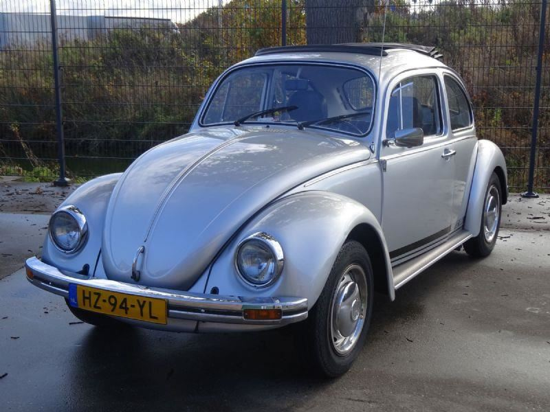 Volkswagen Kever occasion - Van Krieken Auto's