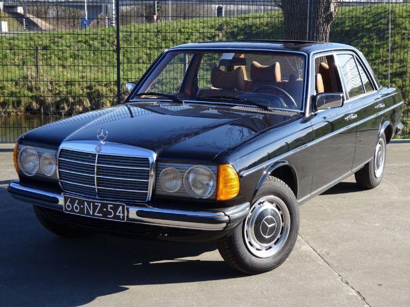 Mercedes-Benz 230 occasion - Van Krieken Auto's