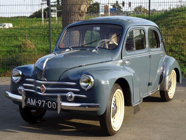 Renault 4CV Sport *SHOWROOMSTAAT* Liefhebbersauto! 1955