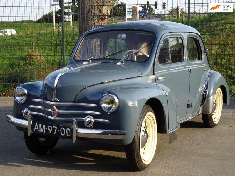 Renault 4CV occasion - Van Krieken Auto's