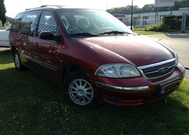 Ford USA Windstar 3.0 SEL Automaat