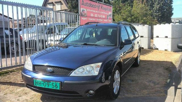 Ford Mondeo 2.0tdci collection 96kW