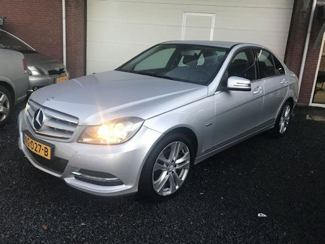 Mercedes-Benz C-klasse 200 CDI Avantgarde face lift aut