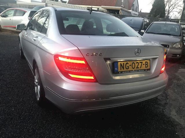 Mercedes-Benz C-klasse 200 CDI Avantgarde !face lift aut
