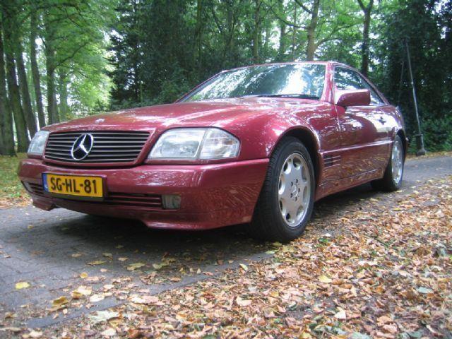Mercedes-Benz SL-klasse occasion - Garage C. Vink